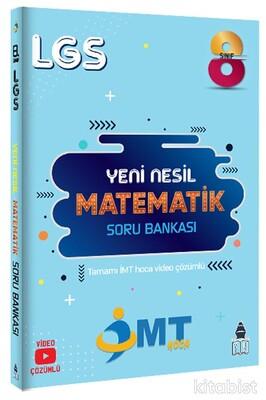 Yüksek Başarı Yayınları - 8.Sınıf İMT Matematik Yeni Nesil Soru Bankası