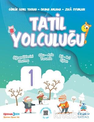 Üçgen Yayıncılık - 1. Sınıf Yarıyıl TATİL SETİ