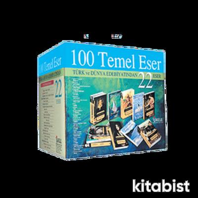 İskele Yayınları - 100 Temel Eser / Ortaokul-Lise 22 Kitap