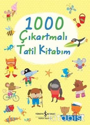 İş Bankası Yayınları - 1000 Çık. Tatil Kitabım