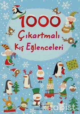 1000 Çık.Kış Eğlenceleri Kitabım
