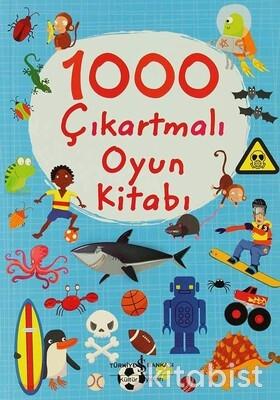 1000 Çık.Oyun Kitabım