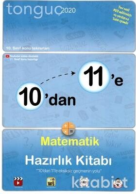 Tonguç Akademi - 10'dan 11'e Matematik Hazırlık Kitabı