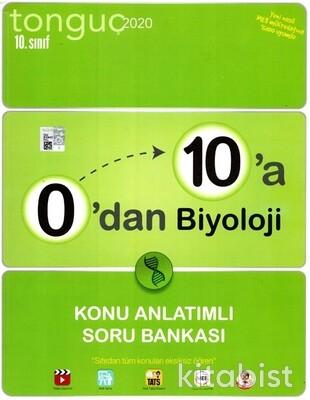 Tonguç Akademi - 10.Sınıf 0'dan 10'a Biyoloji Konu Anlatımlı Soru Bankası