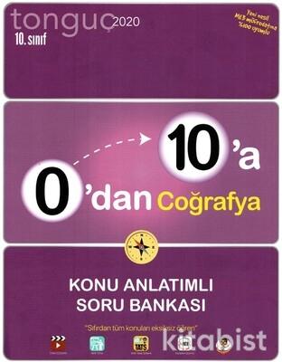 Tonguç Akademi - 10.Sınıf 0'dan 10'a Coğrafya Konu Anlatımlı Soru Bankası