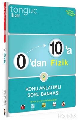 Tonguç Akademi - 10.Sınıf 0'dan 10'a Fizik Konu Anlatımlı Soru Bankası