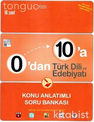 Tonguç Akademi - 10.Sınıf 0'dan 10'a Türk Dili ve Edebiyatı Konu Anlatımlı Soru Bankası