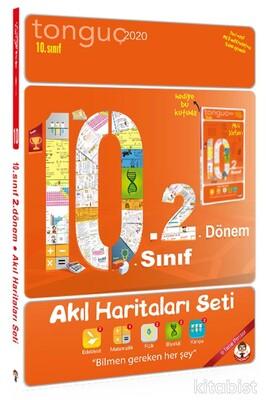 Tonguç Akademi - 10.Sınıf 2.Dönem Akıl Haritaları Seti