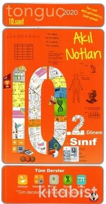 Tonguç Akademi - 10.Sınıf 2.Dönem Akıl Notları