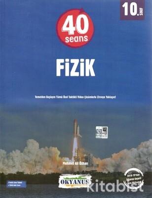 Okyanus Yayınları - 10.Sınıf 40 Seans Fizik