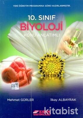 Esen Yayınları - 10.Sınıf Biyoloji Konu Anlatımlı