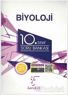Karekök Yayınları - 10.Sınıf Biyoloji Soru Bankası