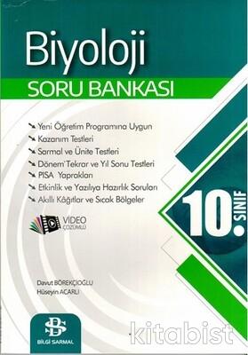 Bilgi Sarmal Yayınları - 10.Sınıf Biyoloji Soru Bankası