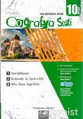 Çap Yayınları - 10.Sınıf Coğrafya Seti