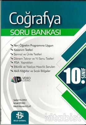 Bilgi Sarmal Yayınları - 10.Sınıf Coğrafya Soru Bankası