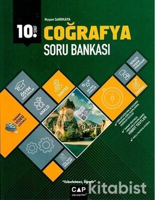 Çap Yayınları - 10.Sınıf Coğrafya Soru Bankası