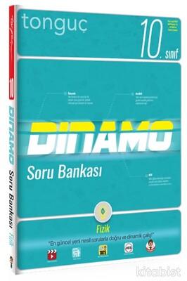 Tonguç Akademi - 10.Sınıf Dinamo Fizik Soru Bankası