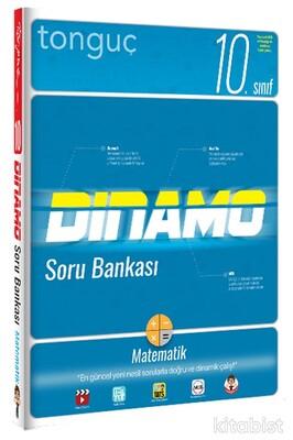 Tonguç Akademi - 10.Sınıf Dinamo Matematik Soru Bankası