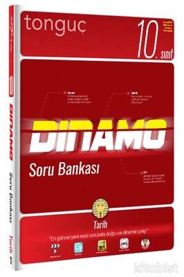 Tonguç Akademi - 10.Sınıf Dinamo Tarih Soru Bankası