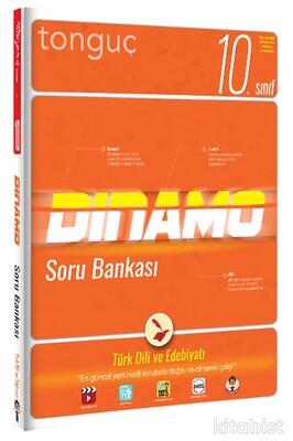 Tonguç Akademi - 10.Sınıf Dinamo Türk Dili ve Edebiyatı Soru Bankası