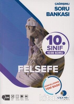 Çağrışım Yayınları - 10.Sınıf Felsefe Çağrışımlı Soru Bankası