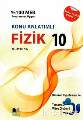 Nihat Bilgin Yayınları - 10.Sınıf Fizik Konu Anlatımlı