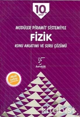 Karekök Yayınları - 10.Sınıf Fizik MPS Konu Anlatımlı