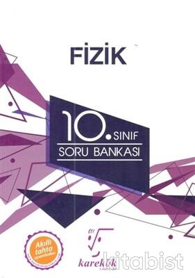 Karekök Yayınları - 10.Sınıf Fizik Soru Bankası
