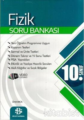Bilgi Sarmal Yayınları - 10.Sınıf Fizik Soru Bankası