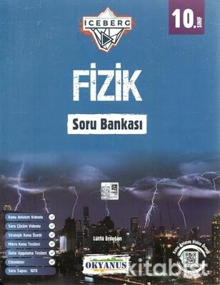 Okyanus Yayınları - 10.Sınıf Iceberg Fizik Soru Bankası