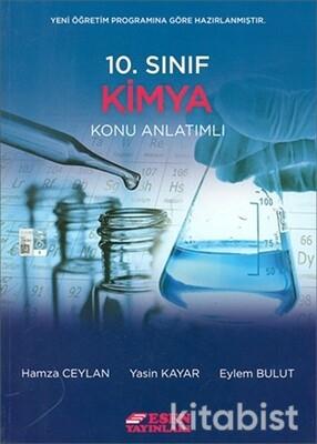 Esen Yayınları - 10.Sınıf Kimya Konu Anlatımlı