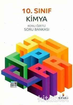 Supara Yayınları - 10.Sınıf Kimya Konu Özetli Soru Bankası