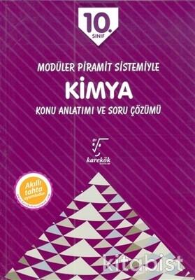 Karekök Yayınları - 10.Sınıf Kimya MPS Konu Anlatımlı