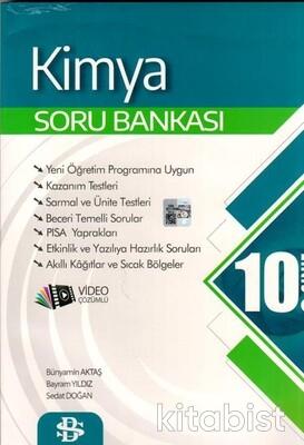 Bilgi Sarmal Yayınları - 10.Sınıf Kimya Soru Bankası