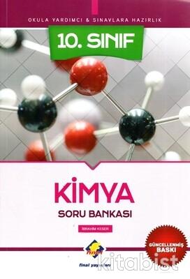 Final Yayınları - 10.Sınıf Kimya Soru Bankası