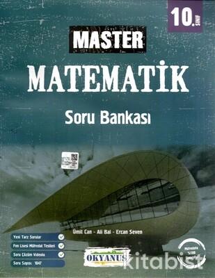 Okyanus Yayınları - 10.Sınıf Master Matematik Soru Bankası