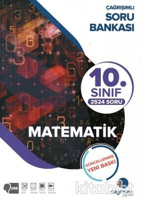 Çağrışım Yayınları - 10.Sınıf Matematik Çağrışımlı Soru Bankası