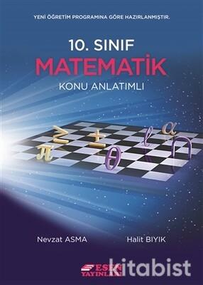 Esen Yayınları - 10.Sınıf Matematik Konu Anlatımlı