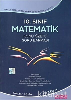 Esen Yayınları - 10.Sınıf Matematik Konu Özetli Soru Bankası