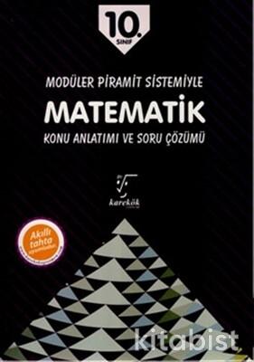 Karekök Yayınları - 10.Sınıf Matematik MPS Konu Anlatımlı Set