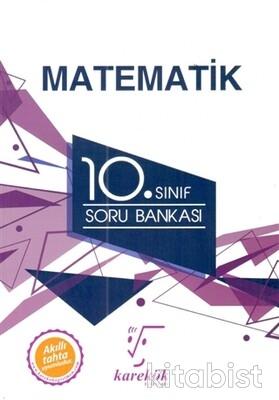 Karekök Yayınları - 10.Sınıf Matematik Soru Bankası