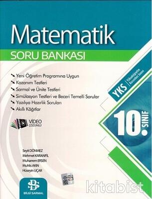 Bilgi Sarmal Yayınları - 10.Sınıf Matematik Soru Bankası
