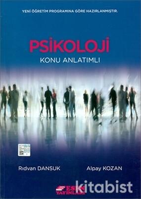 Esen Yayınları - 10.Sınıf Psikoloji Konu Anlatımlı