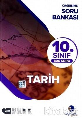 Çağrışım Yayınları - 10.Sınıf Tarih Çağrışımlı Soru Bankası
