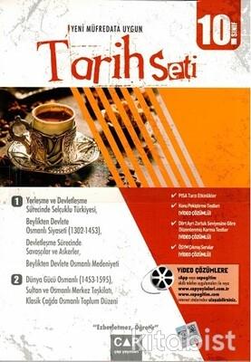 Çap Yayınları - 10.Sınıf Tarih Set