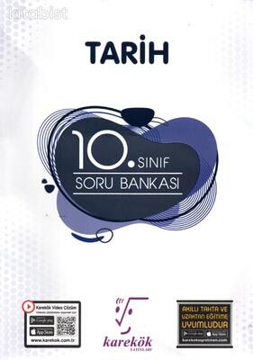 Karekök Yayınları - 10.Sınıf Tarih Soru Bankası