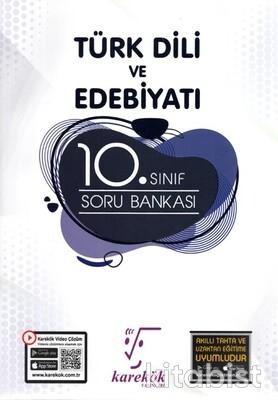 Karekök Yayınları - 10.Sınıf Türk Dili ve Edebiyatı Soru Bankası