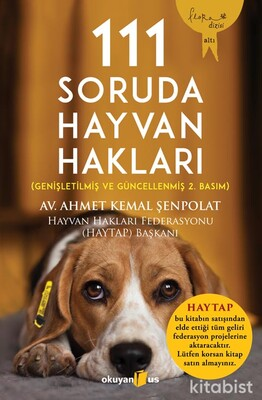 Okuyan Us Yayınları - 111 Soruda Hayvan Hakları