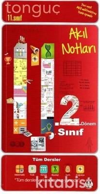 Tonguç Akademi - 11.Sınıf 2.Dönem Akıl Notları