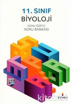 Supara Yayınları - 11.Sınıf Biyoloji Konu Özetli Soru Bankası